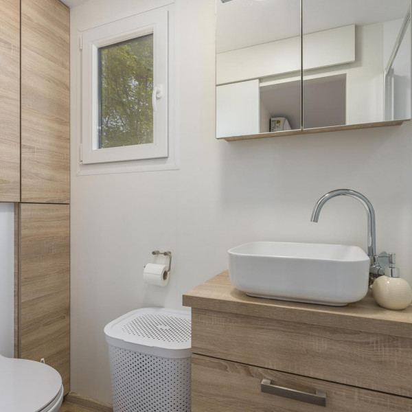 Bathroom / WC, Beach house IVE with sea view in an olive grove, Pomer - Istra, Holidays in Croatia Medulin