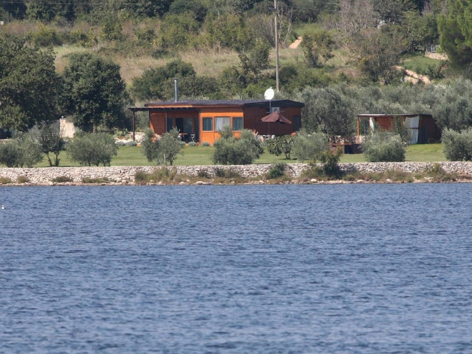 Beach house MARE with sea view in an olive grove, Pomer - Istra, Holidays in Croatia Medulin